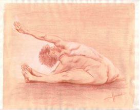Parivrtta Janu Sirsasana (Revolved Head-to-Knee)