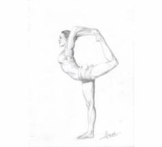 Yoga - Dancer Pose