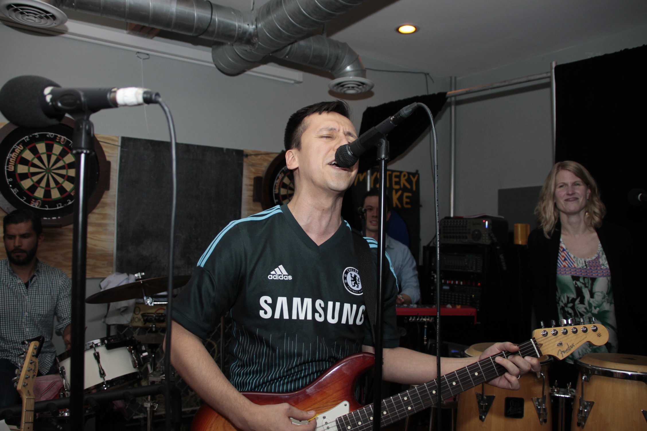 Live Band - Javier