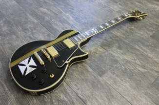 Iron Cross Guitar