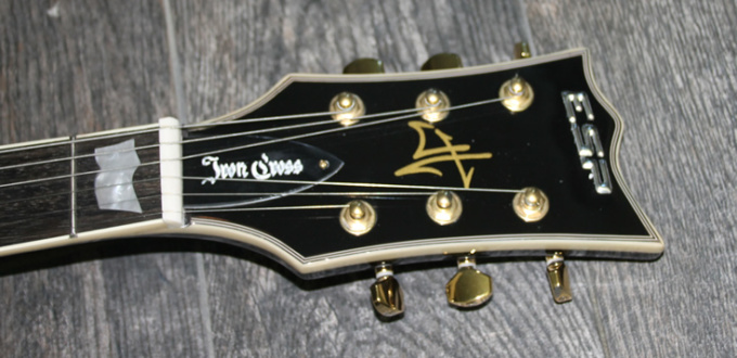 Iron Cross Headstock