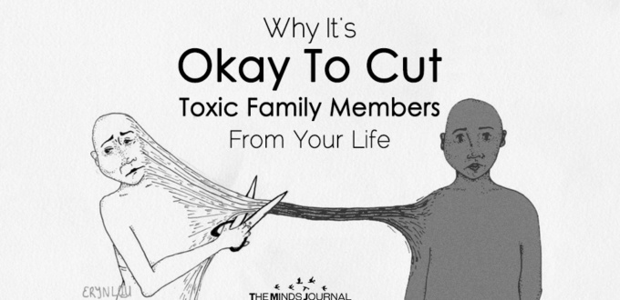 Cut Toxic Family Members