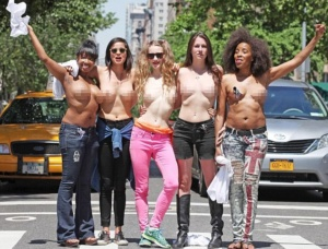 United States Federal Court Rules Females are Free to Display Their Breasts in Public