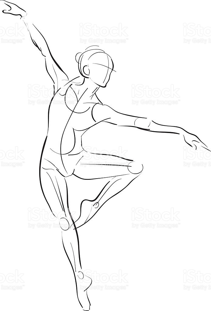 Figure Vector - Free-hand sketching