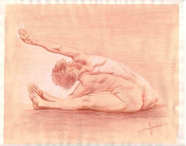 Parivrtta Janu Sirsasana (Revolved Head-to-Knee)